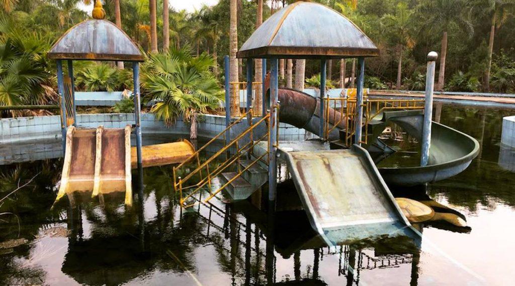 Ho Thuy Tien water park