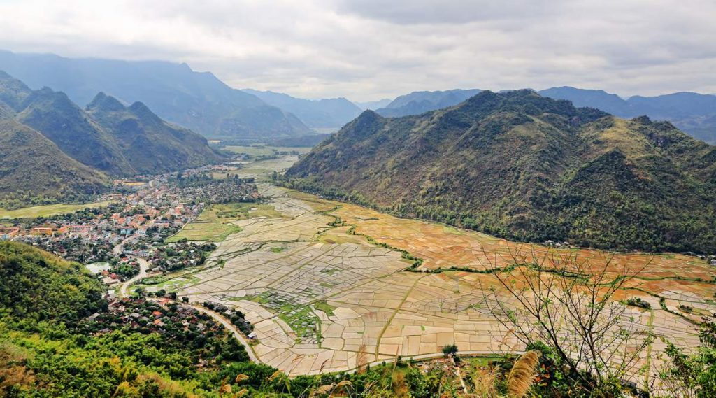 Mai Chau viewpoint