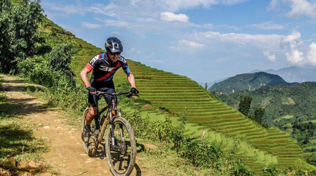mountainbiken Sapa