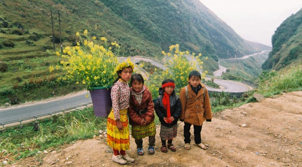 Tham Ma Hmong kinderen