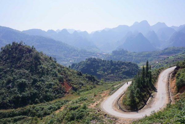 Van Sapa naar Ha Giang
