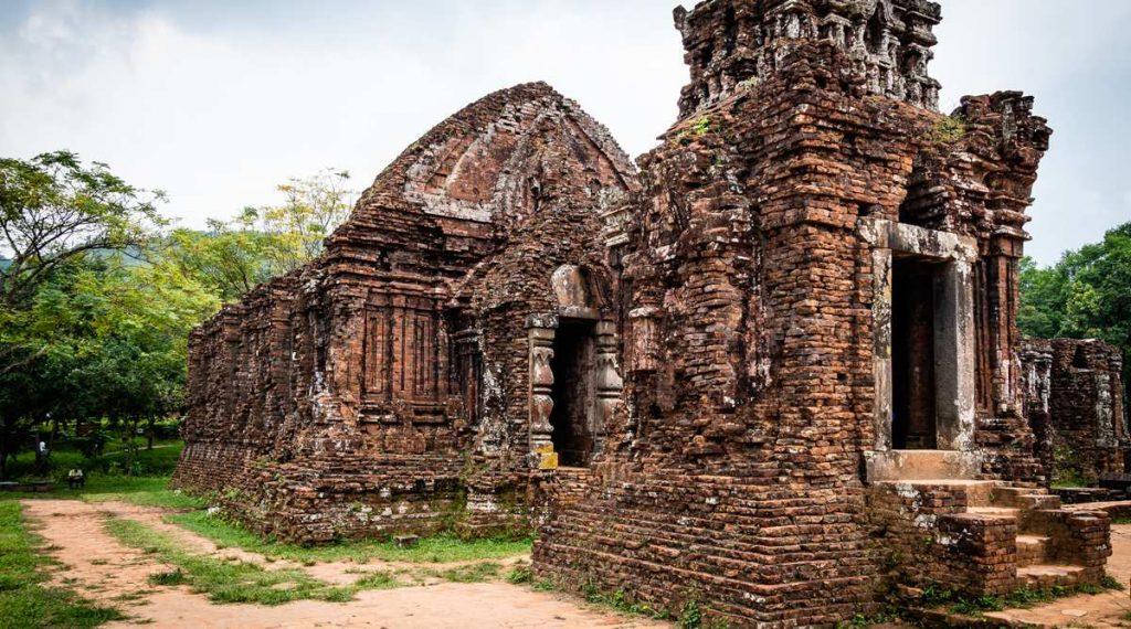 My Son tempel bij Hoi An