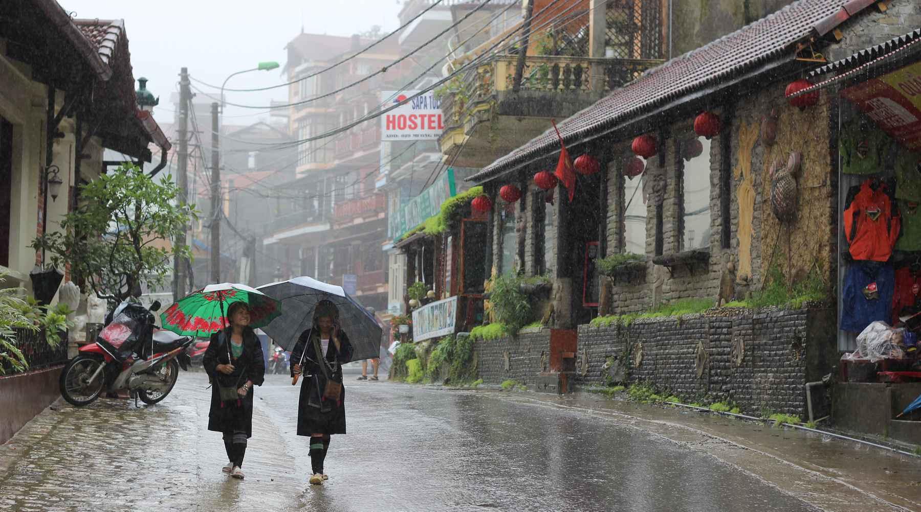 Reizen in Vietnam tijdens het regenseizoen – Tips, advies en periode