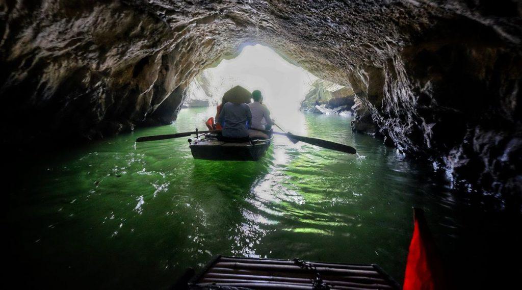 Trang An grot
