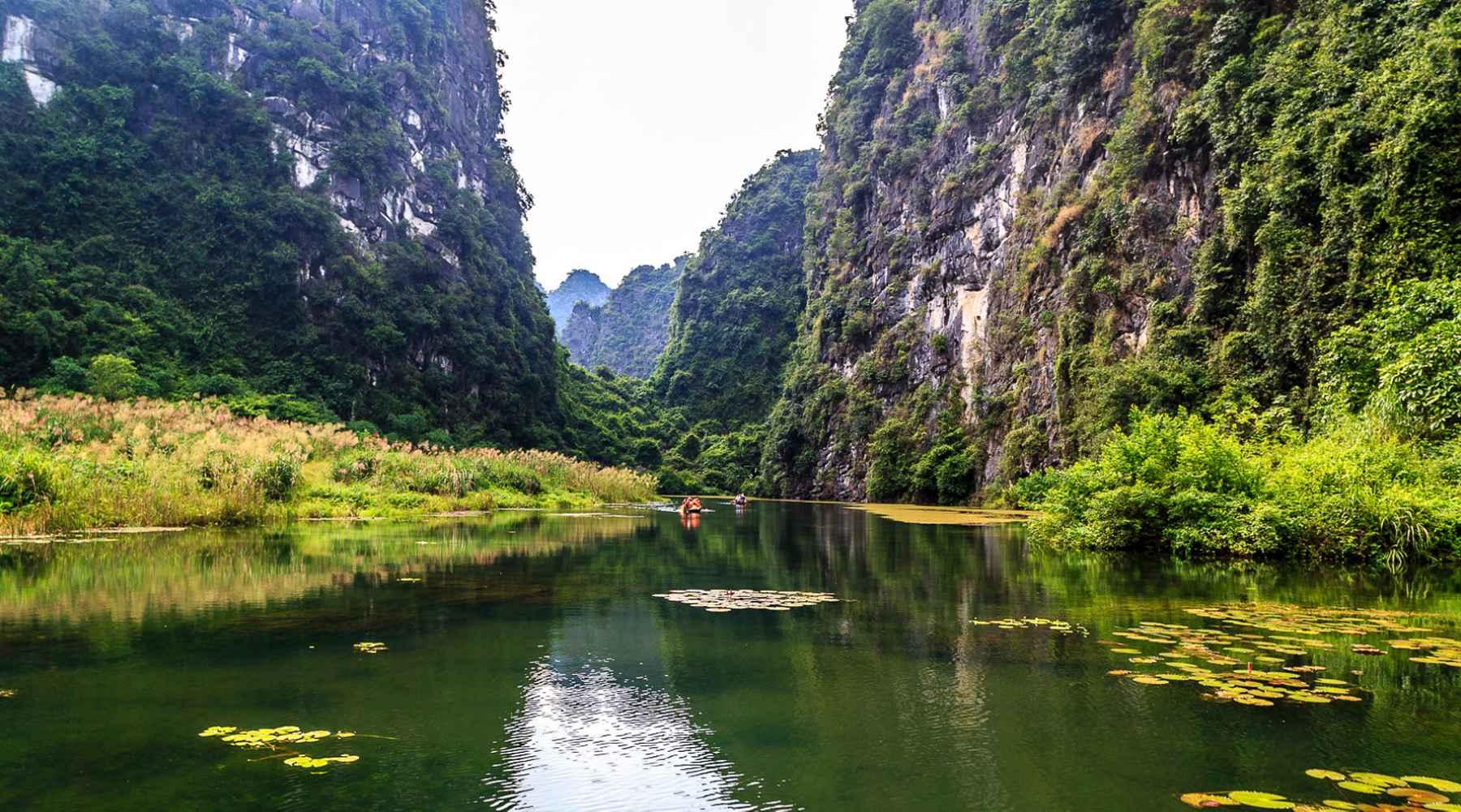 Trang An in Ninh Binh