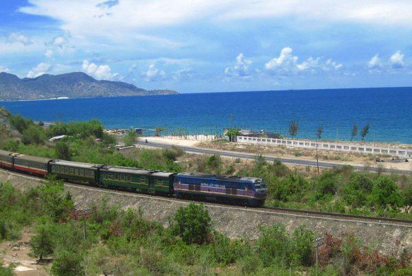 Trein van Mui Ne naar Hoi An