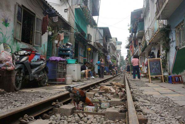 bezienswaardigheden Hanoi
