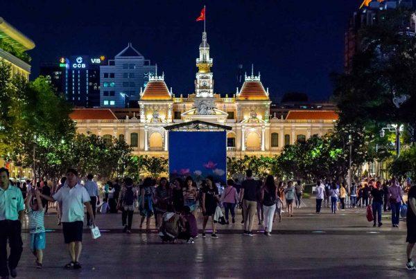 bezienswaardigheden Ho Chi Minh City