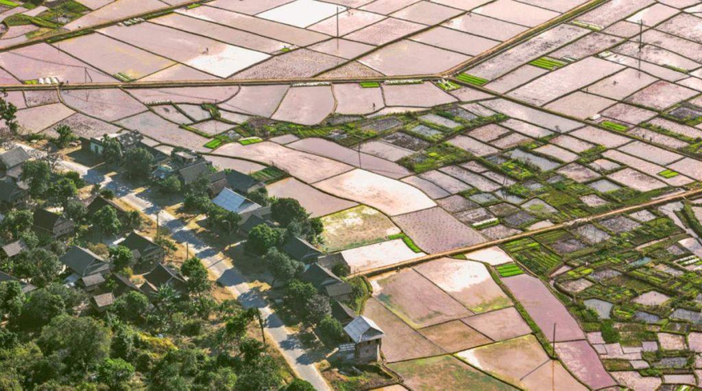 Mai Chau dorpjes