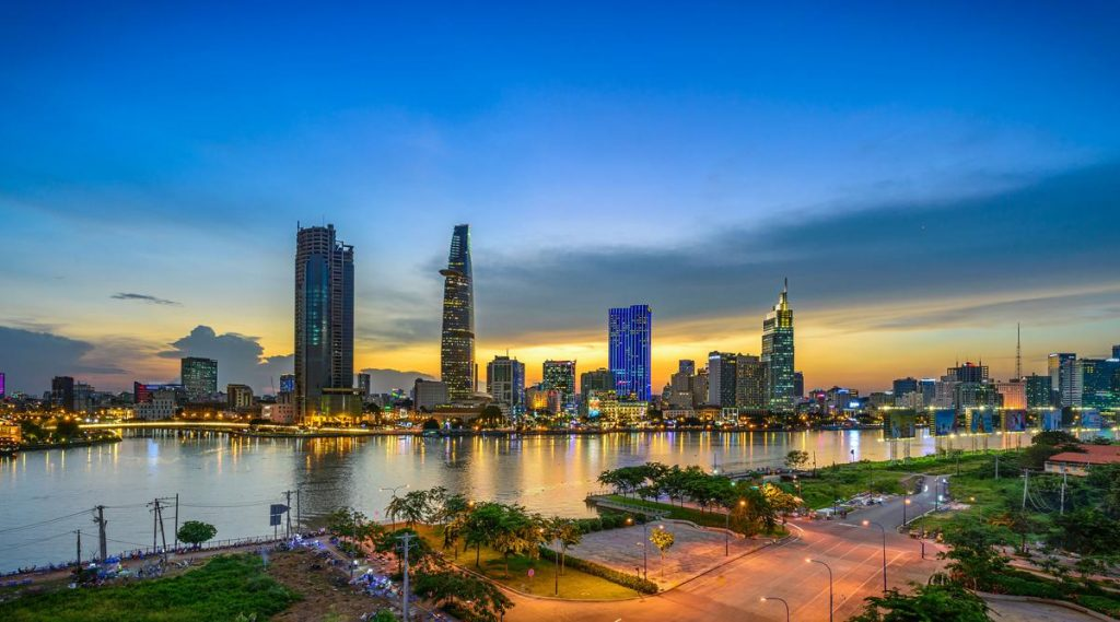 Saigon rivier
