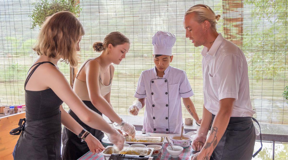 kookles - 2 dagen Ninh Binh