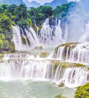 Ban Gioc waterval tour