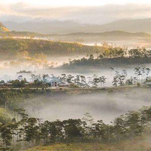 Bidoup National Park trekking & kamperen