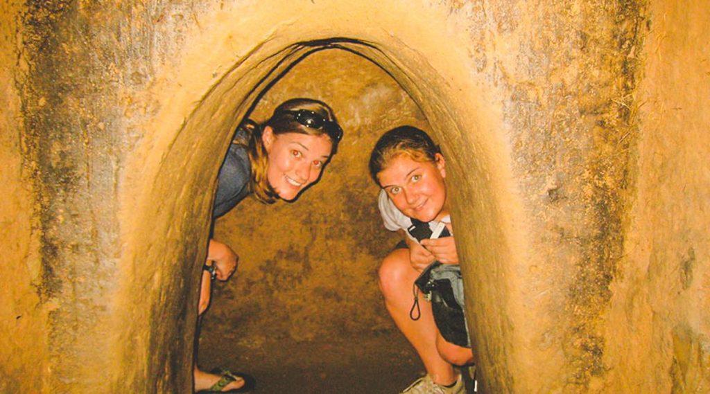 Cu Chi Tunnels luxe tour van een halve dag