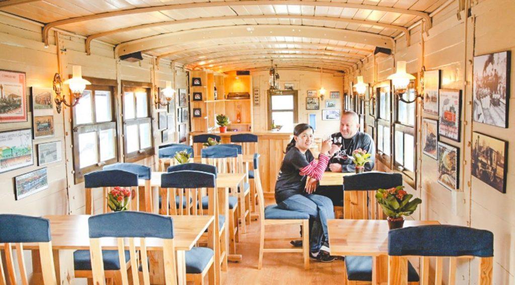 Dalat Train Bar