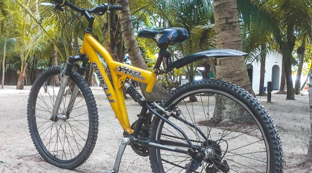 fietsen Tam Hai