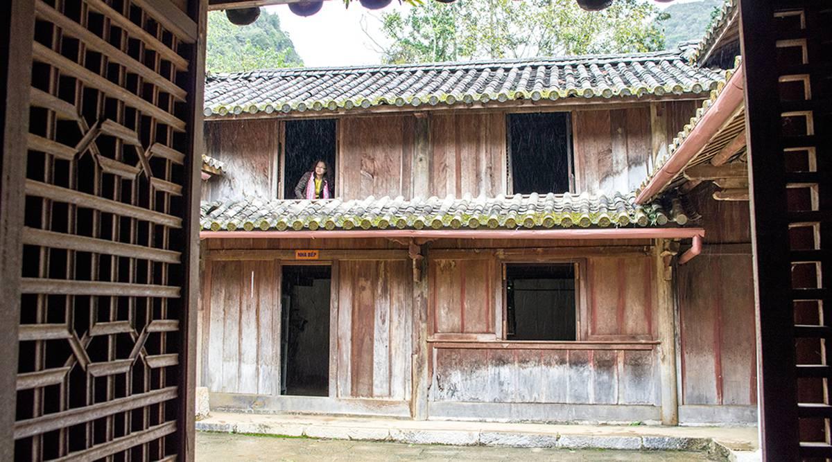 hmong palace Ha Giang