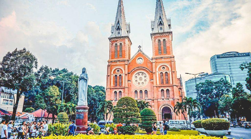 Saigon City Tour halve dag