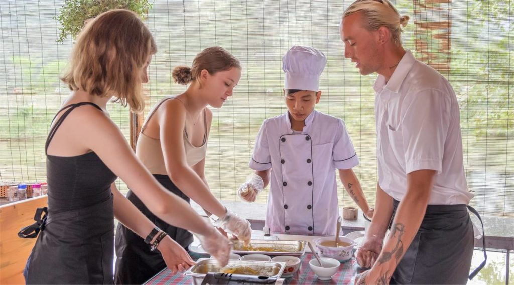 kookles in Ninh Binh