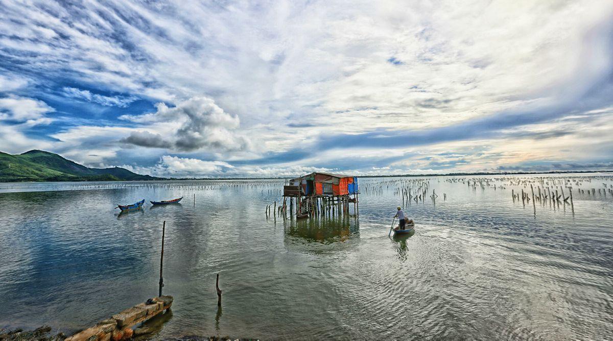 Lap An lagoon