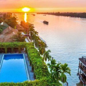 Mekong Delta lodge tour