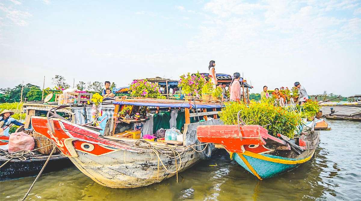 Mekong Lodge tour