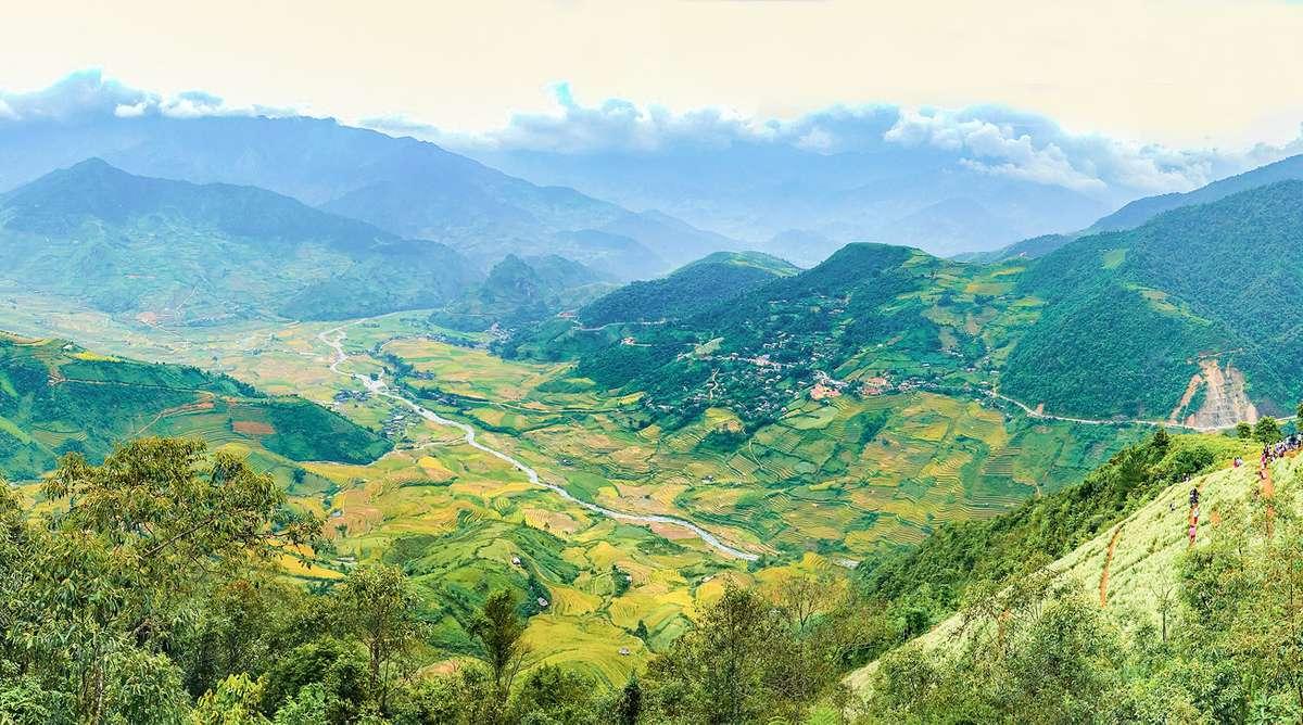 Mu Cang Chai tour