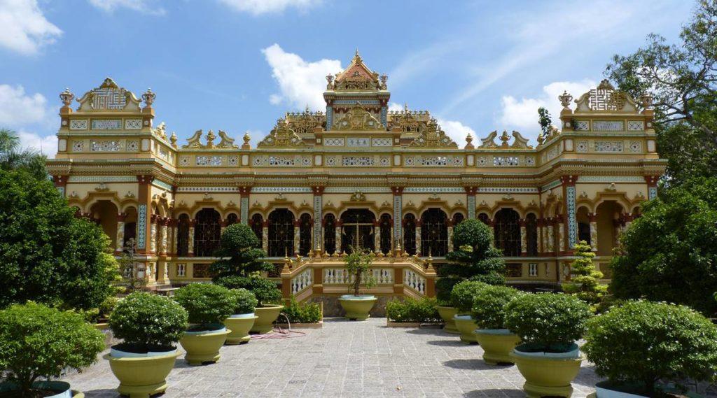 Vinh Trang-pagode
