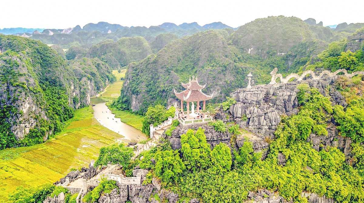 Mua Cave - Ninh Binh tour
