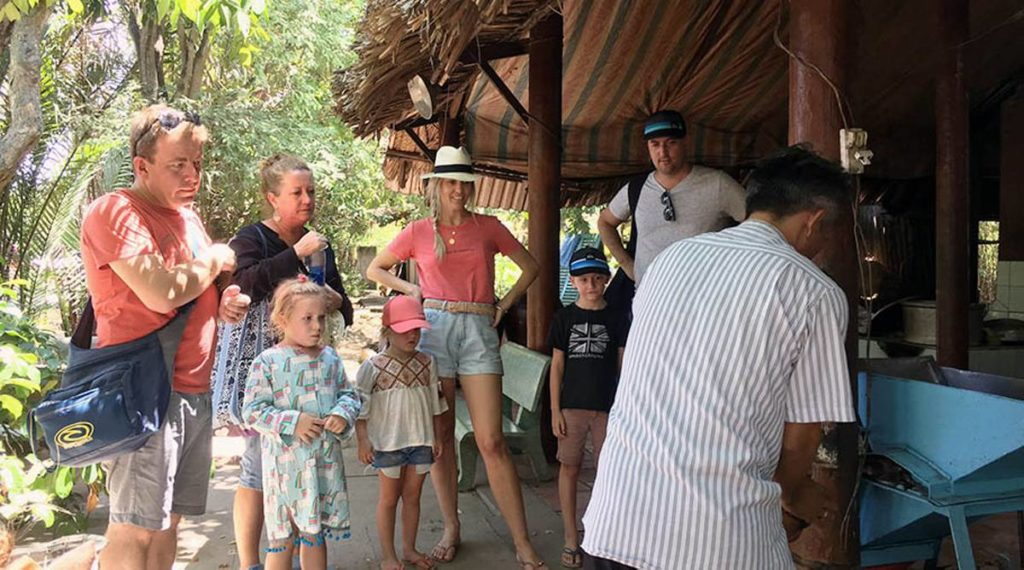 speedboat Mekong Delta tour