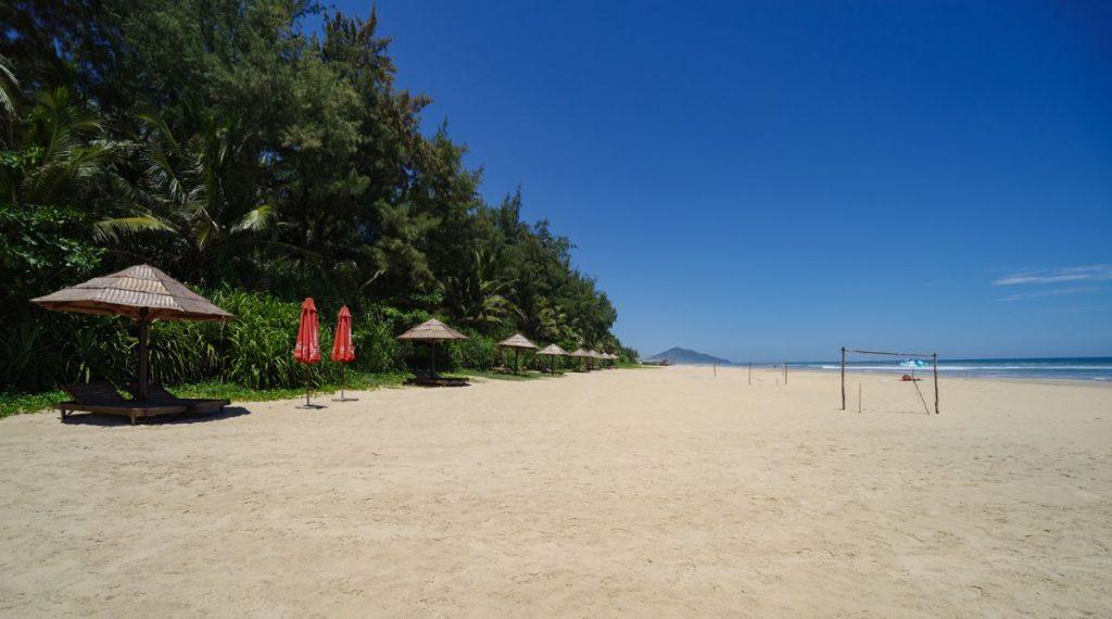 strand van Lang Co nabij Hue
