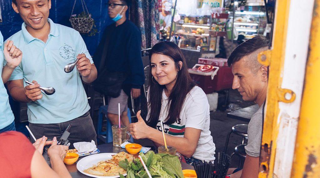 street food tour Ho Chi Minh City