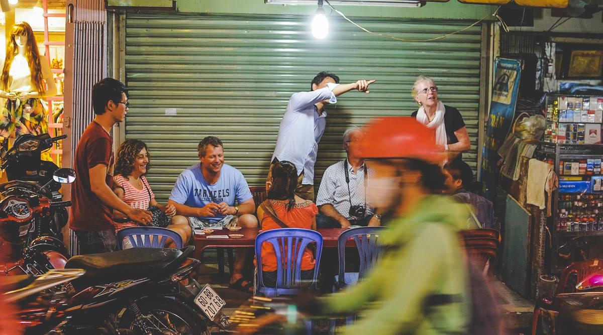 Ho Chi Minh-stad street food tour
