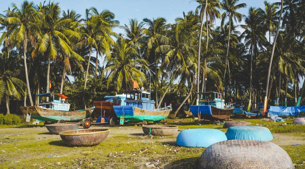 Tam Hai vissersdorp