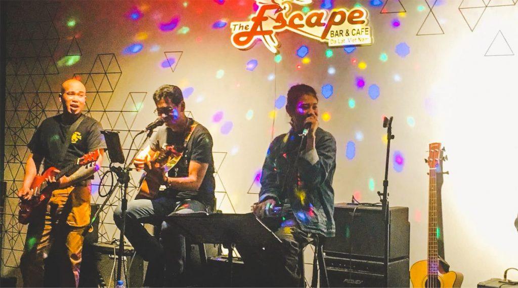 The Escape Bar