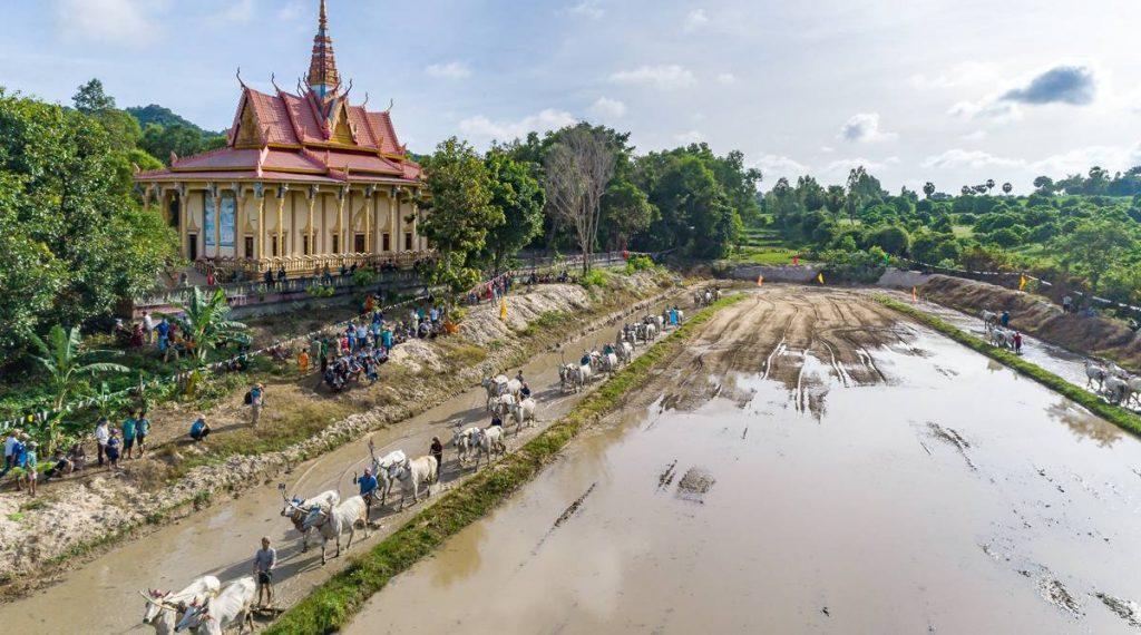 Ang Giang festivals