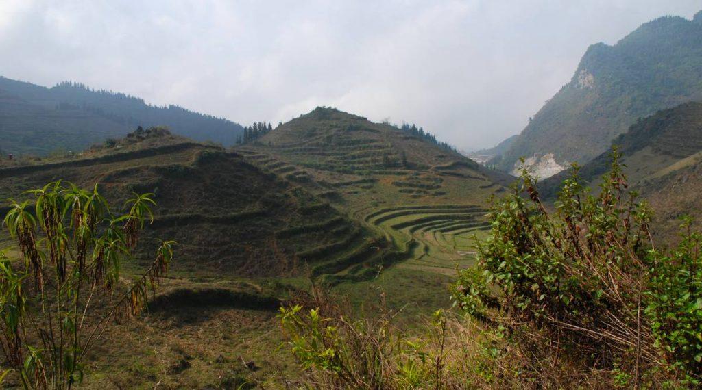 Bac Ha trekking