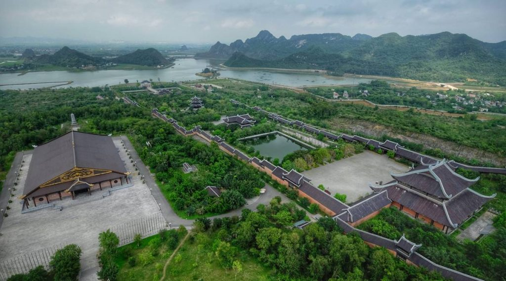 Bai Dinh pagode