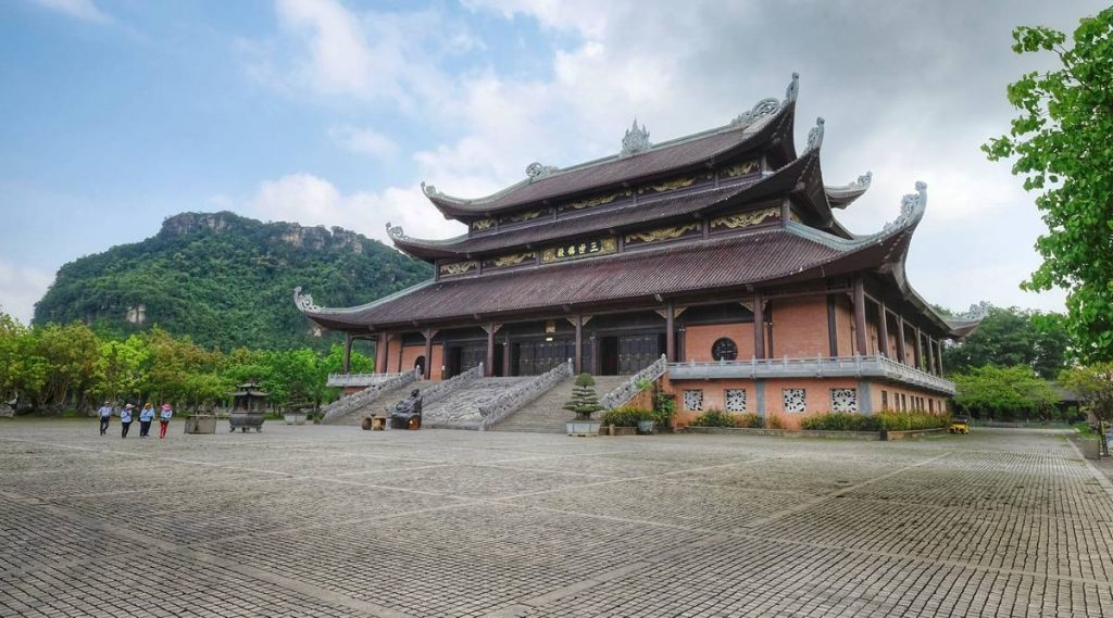 Bai Dinh tempel