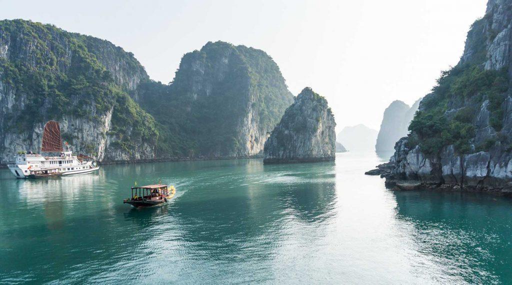 Beste Halong Bay cruise
