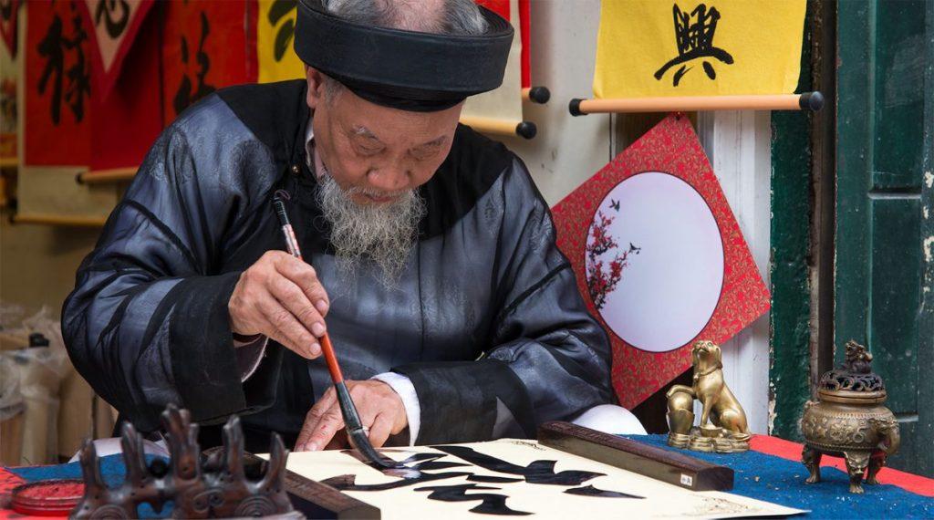 chinezen schilderingen