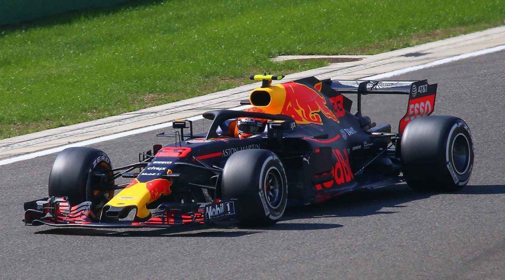 Formule 1 Grand Prix in Hanoi Vietnam 2020