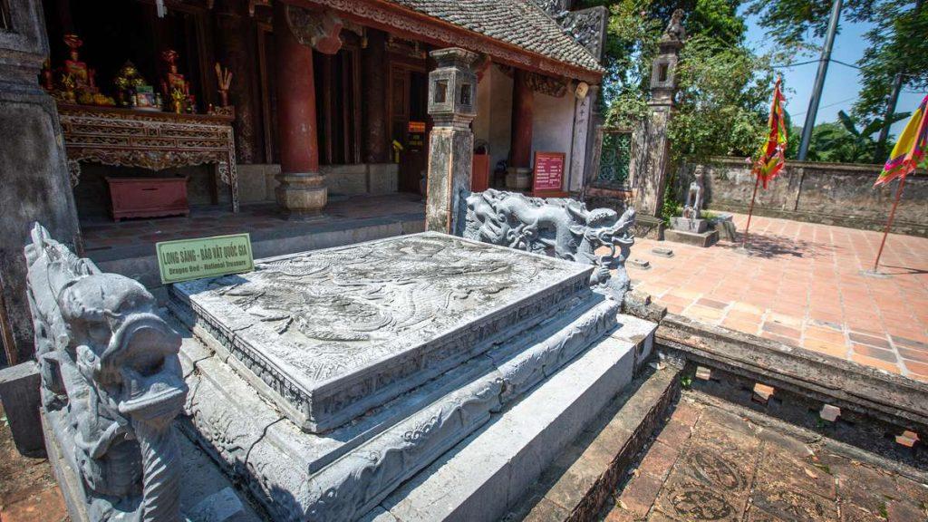 Hoa Lu tempel