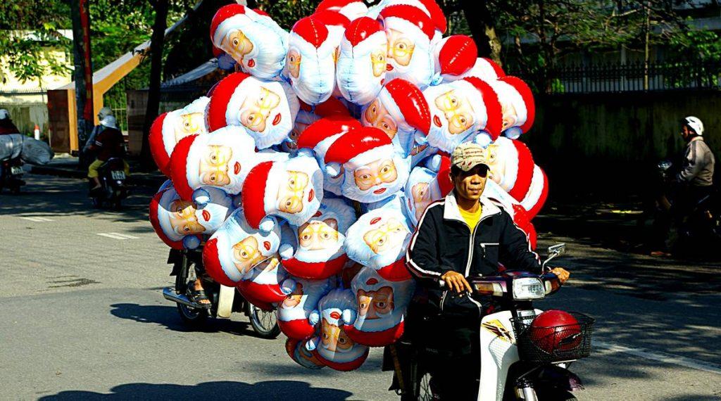 Kerst in Vietnam