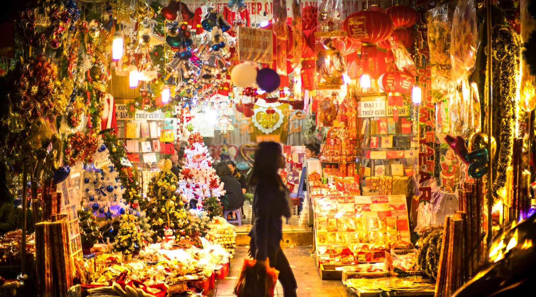Kerst in Vietnam – Wat is er te beleven?