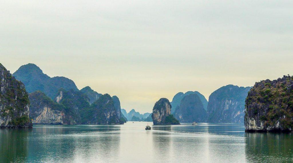 Lan Ha Bay