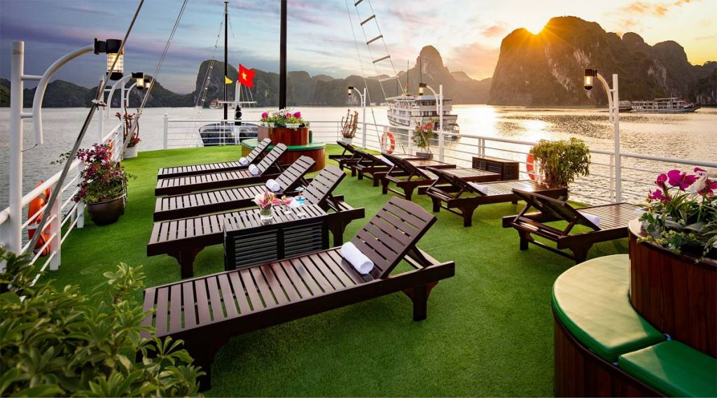 Beste budget Halong Bay Cruise: Lavender