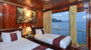 Luxe Halong Bay Cruise