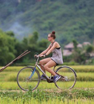 Mai Chau fietsen