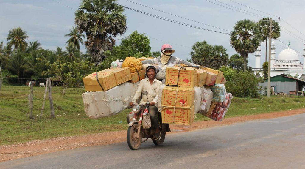Paklijst Vietnam